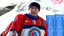 Советский хоккеист Владимир Лутченко попал вреанимацию