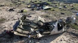 Виновный вкрушении украинского Boeing-737 находится втюрьме— МИД Ирана