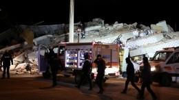 Путин выразил соболезнования Эрдогану всвязи сжертвами землетрясения