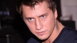 Звезду «Мажора» Павла Прилучного разыскивают судебные приставы