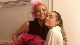«Лучшей мамочке насвете!»— дочь Волочковой написала для балерины картину