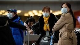 Все туристические компании Китая прекратили групповые туры из-за коронавируса