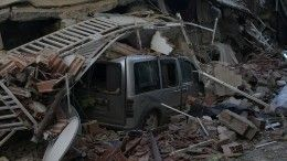 Число пострадавших при землетрясении вТурции превысило 1200 человек
