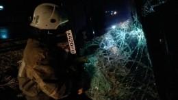Экскурсионный автобус перевернулся вКалужской области