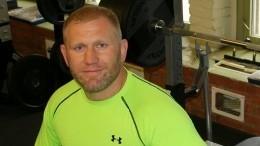 «Серьезный мужик»: Боец ММА Сергей Харитонов оФедоре Емельяненко
