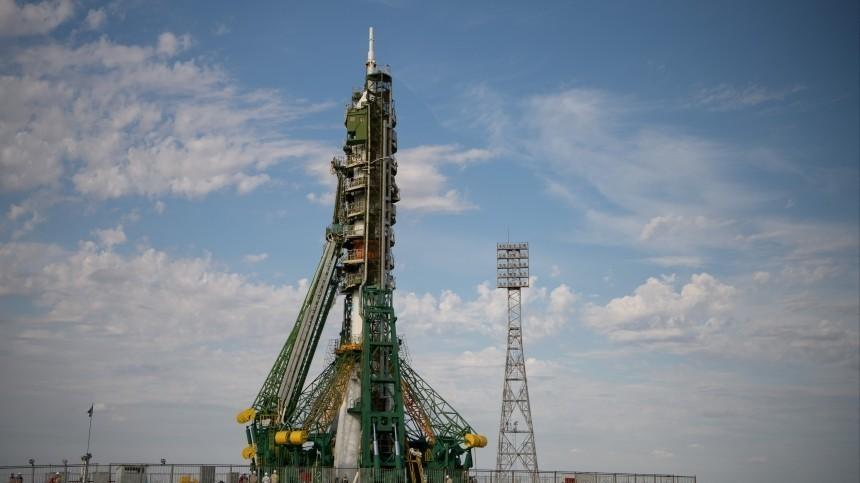 Запуск ракеты «Союз» был отменен из-за сбоя вееэлектрооборудовании
