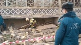 Ребенок пострадал при взрыве газа вмногоквартирном доме вМахачкале
