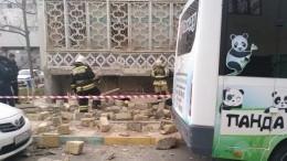 Видео момента взрыва газа вжилом доме Махачкалы после брошенной ребенком спички