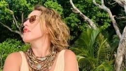 «Вовсех ты, душечка, нарядах хороша»: Собчак влеопардовом платье сразила фанатов