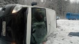 «Вспоминать страшно»: пострадавшая вДТП смаршруткой под Петербургом огибели пассажирки