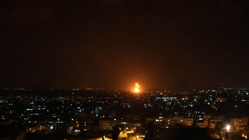 Ракета упала натерритории посольства США вБагдаде