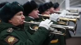 Военные РФвТаджикистане поздравили ветерана обороны блокадного Ленинграда