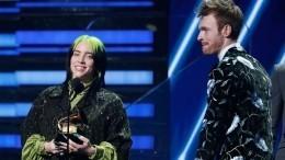 Билли Айлиш получила премию «Грэмми» залучшую песню года