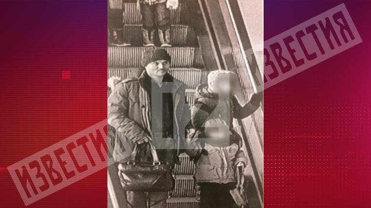 Камера сняла отца сдетьми в«Шереметьево» перед тем, как онихбросил