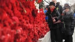 Памятные мероприятия, посвященные полному снятию блокады Ленинграда, прошли вСанкт-Петербурге