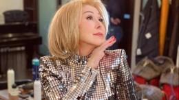 «Четыре часа просидела голой»: Любовь Успенская анонсировала новый клип