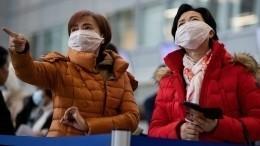 Первый случай заболевания коронавирусом зафиксирован наУкраине
