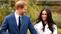 Королевская семья нехочет мириться с«бегством» Гарри иМеган, иготовит имдом