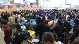МВД: Ежедневно натерритории России находятся десять миллионов иностранцев