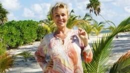Актриса Наталья Андрейченко нашлась изаписала видео для фанатов