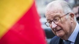 Бывший король Бельгии Альберт II признал внебрачную дочь после ДНК-теста