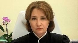 «Золотую судью» Хахалеву вочередной раз вызвали наковер