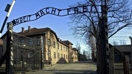 Вканун юбилея Победы поляки ставят водин ряд нацистскую Германию иСоветский союз