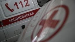 «Недумала, что она собьет нас»: Пострадавшая оДТП наНевском проспекте вПетербурге