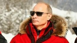 Кремль опубликовал очередную серию материалов оВладимире Путине