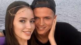 Дмитрий Тарасов трогательно поздравил молодую жену сгодовщиной свадьбы