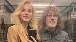 Тайное венчание скрепило отношения Владимира Кузьмина иего экс-жены Екатерины