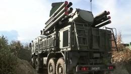 Комплекс ПВО «Панцирь» получил гиперзвуковую ракету