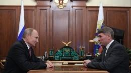Врио главы Чувашии назначен Олег Николаев
