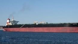 Нефтяной танкер загорелся уберегов ОАЭ