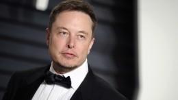 Илон Маск зачас обогатился на2,3 миллиарда долларов