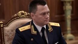 Генпрокурор поддержал инициативу Валентины Матвиенко опоправке вКонституцию