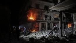 Военные медики оказали экстренную помощь раненой вСирии журналистке RT