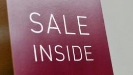 Прощайте распродажи? Парламентарии потребовали сделать торговлю прозрачной