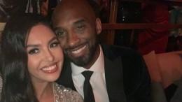 Жена погибшего баскетболиста Коби Брайанта поблагодарила фанатов заподдержку