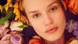 Дочь Мика Джаггера снялась для рекламы белья