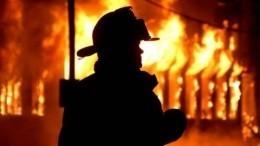 ВДагестане сгорело здание министерства промышленности иэнергетики