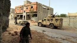 Иностранные боевики массово прибывают вЛивию