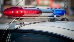 Видео: полиция оцепила дом, где забаррикадировался подозреваемый вовзрыве