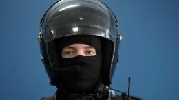 Спецназ взял штурмом квартиру вНижнем Новгороде, где закрылся подозреваемый
