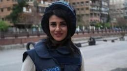 Раненую вСирии журналистку RТ Вафу Шабруни привезли налечение вПетербург