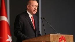 ВКремле оценили слова Эрдогана оневыполнении соглашений поСирии