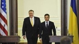 Майк Помпео прибыл софициальным визитом наУкраину