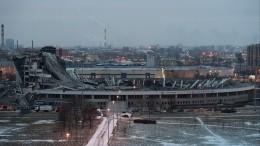 «Нагрузку здание недержало»: Гендиректор «СКА-Арена» обобрушении СКК вПетербурге