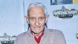 Актер из«Звездных войн» Алан Харрис скончался ввозрасте 81 года
