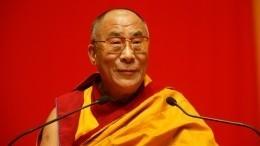 Далай-лама рассказал освоем способе победить коронавирус